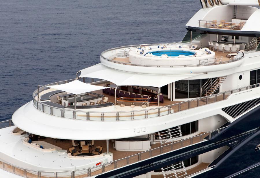 Serene yacht | Millionaire Toys Global