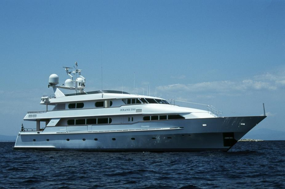 yacht Ouranos Too