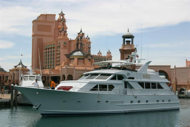yacht Picasso