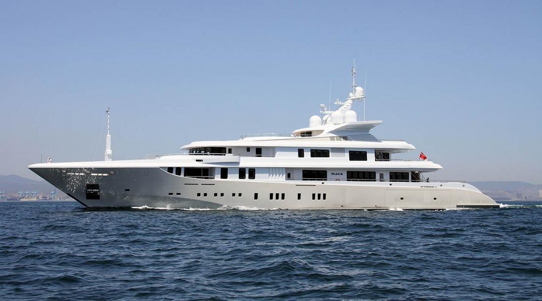 Motor yacht Plan B - HDW - Yacht Harbour
