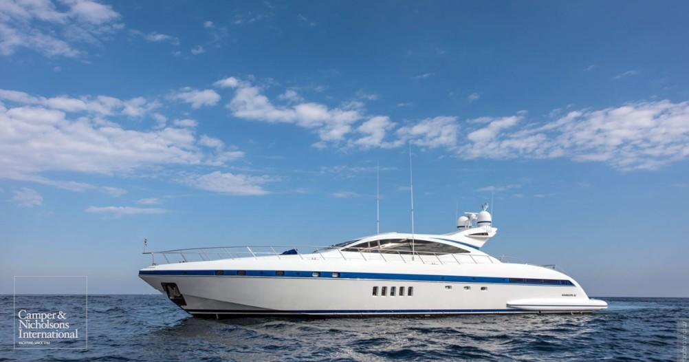 yacht Rashroush