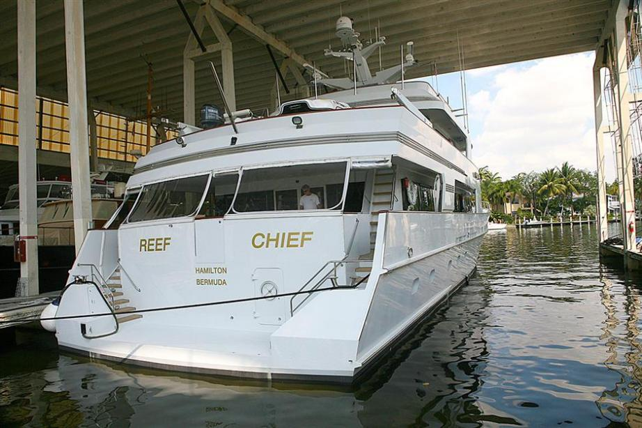 yacht Reef Chief