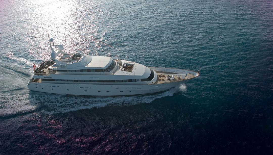 yacht Sea Dream