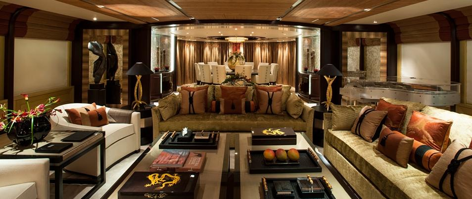 yacht Sea Rhapsody