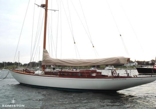 Sailing yacht Serenade - Wilmington boatworks CA - Yacht Harbour
