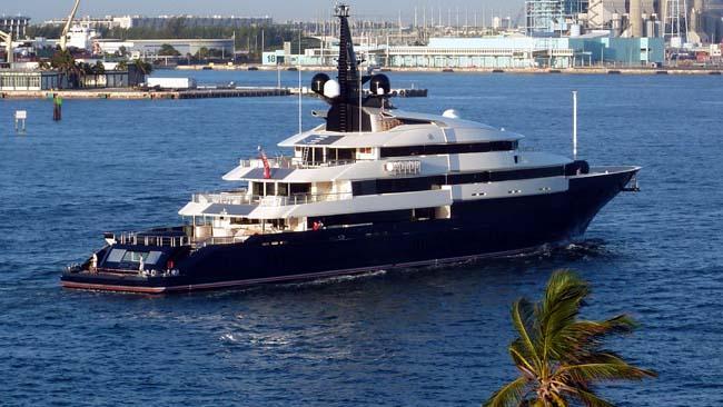 Motor yacht seven seas oceanco yacht harbour for Motor yacht seven seas