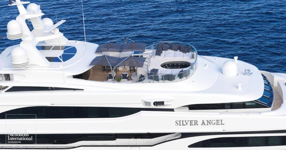 yacht Silver Angel
