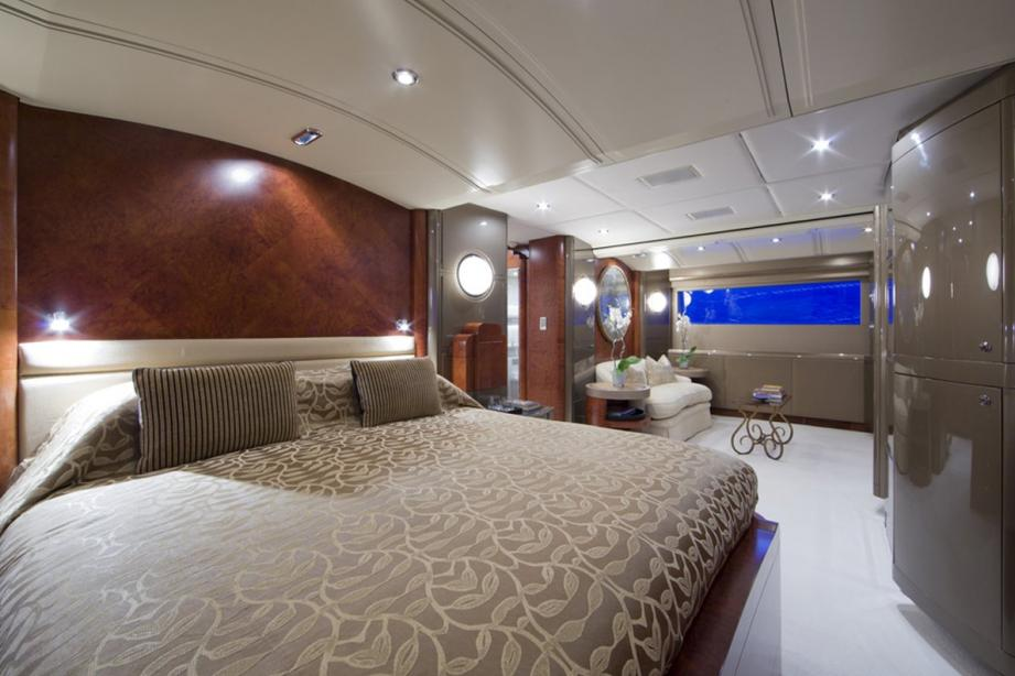 yacht Silver Dream