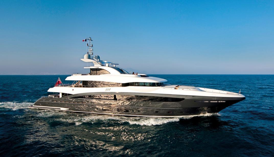 Motor yacht Sky - Heesen - Yacht Harbour