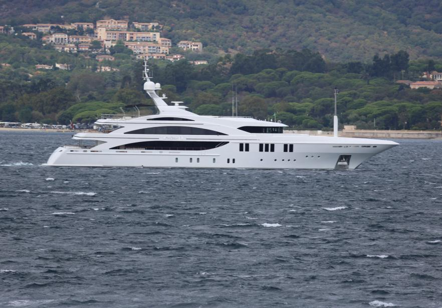 yacht Andreas L