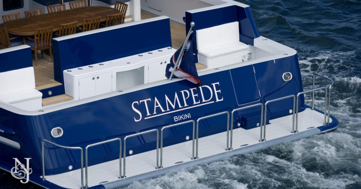 yacht Stampede