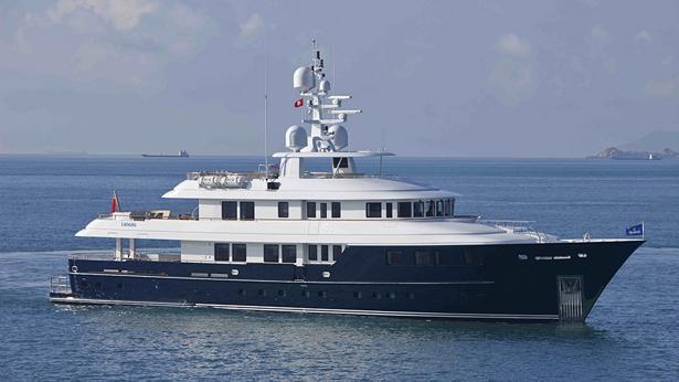 motor yacht ocean u0026 39 s seven - kingship marine