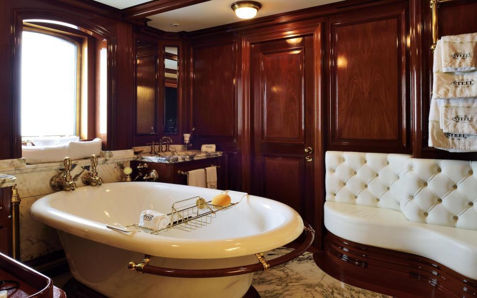 Large Master Bathroom Luxury