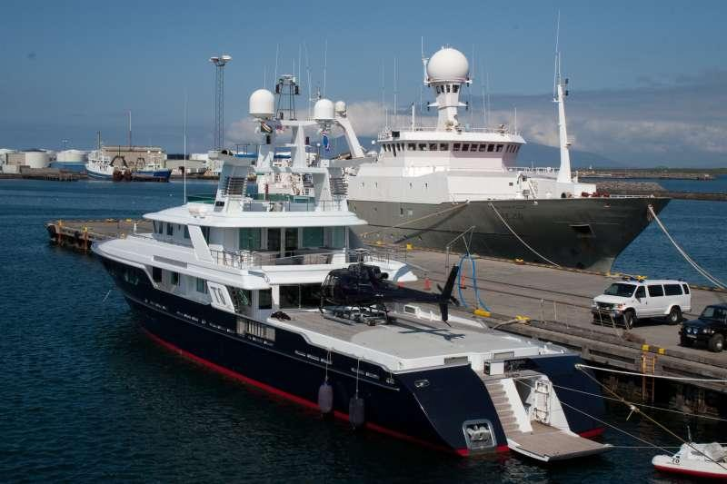 yacht T6. Motor yacht T6   Flyghtship Construction   Yacht Harbour