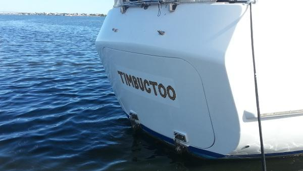 yacht Timbuctoo