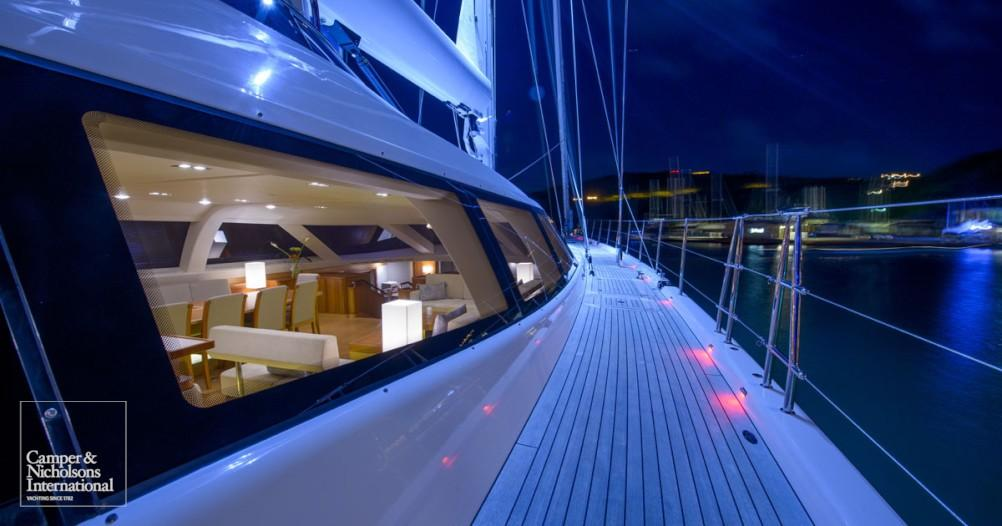 yacht Twilight