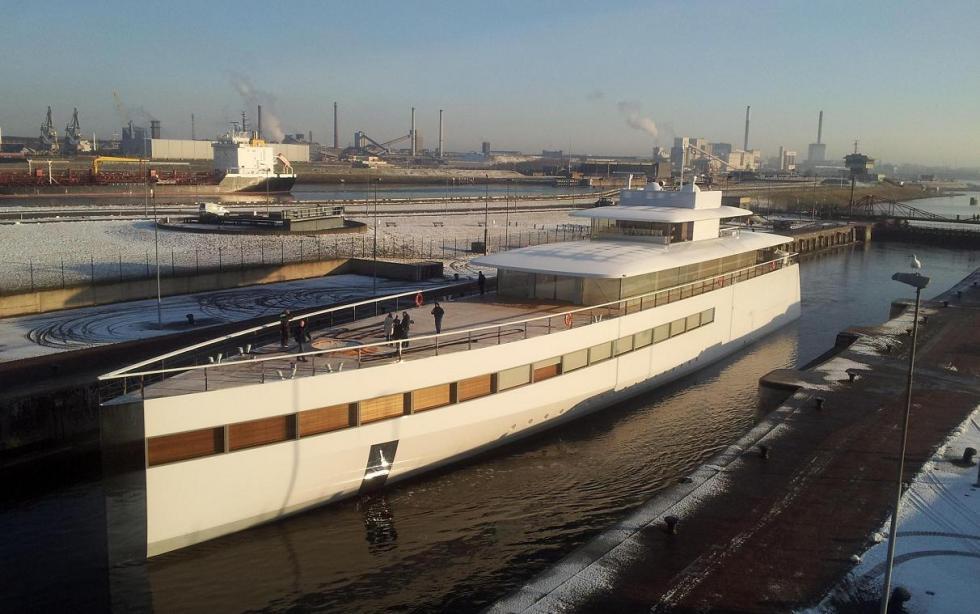 Motor Yacht Venus - Feadship - Yacht Harbour