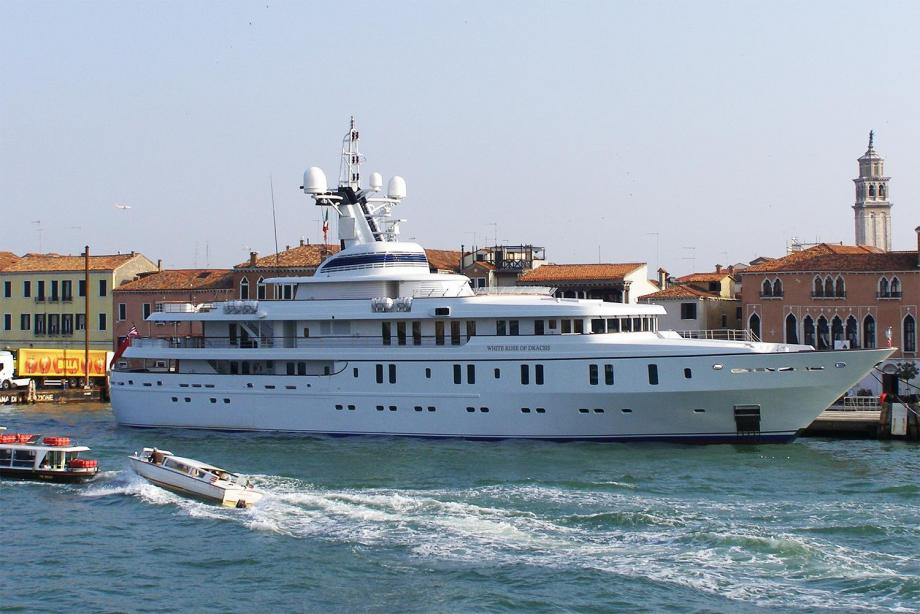 yacht White Rose of Drachs