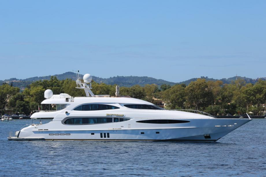 Motor yacht World is not Enough - Millennium Superyachts - Yacht Harbour