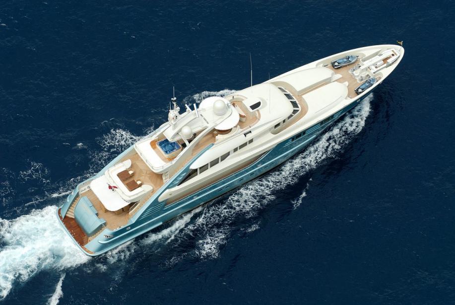 Aquamarina >> Motor Yacht Aquamarina Isa Yacht Harbour
