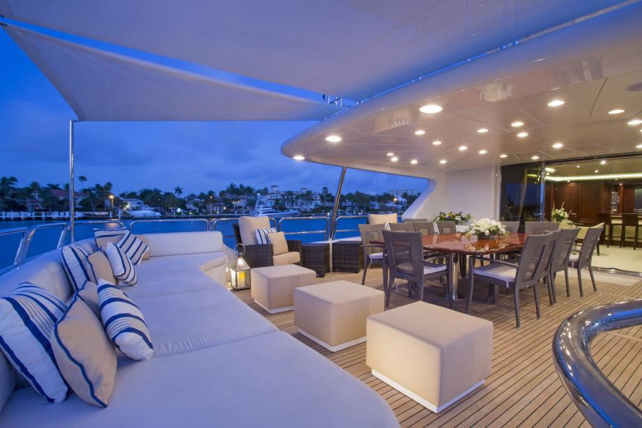yacht Pure Bliss