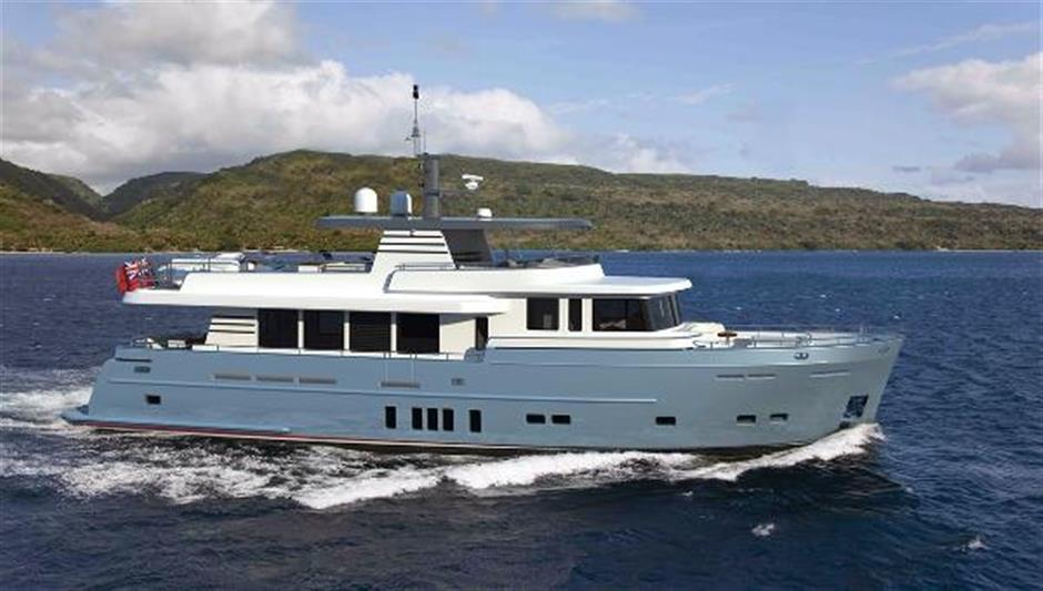 yacht Continental Four