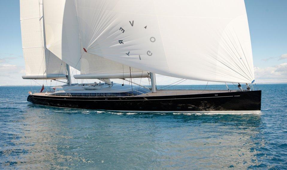 Sailing yacht vertigo alloy yachts yacht harbour - Photo de voilier gratuite ...
