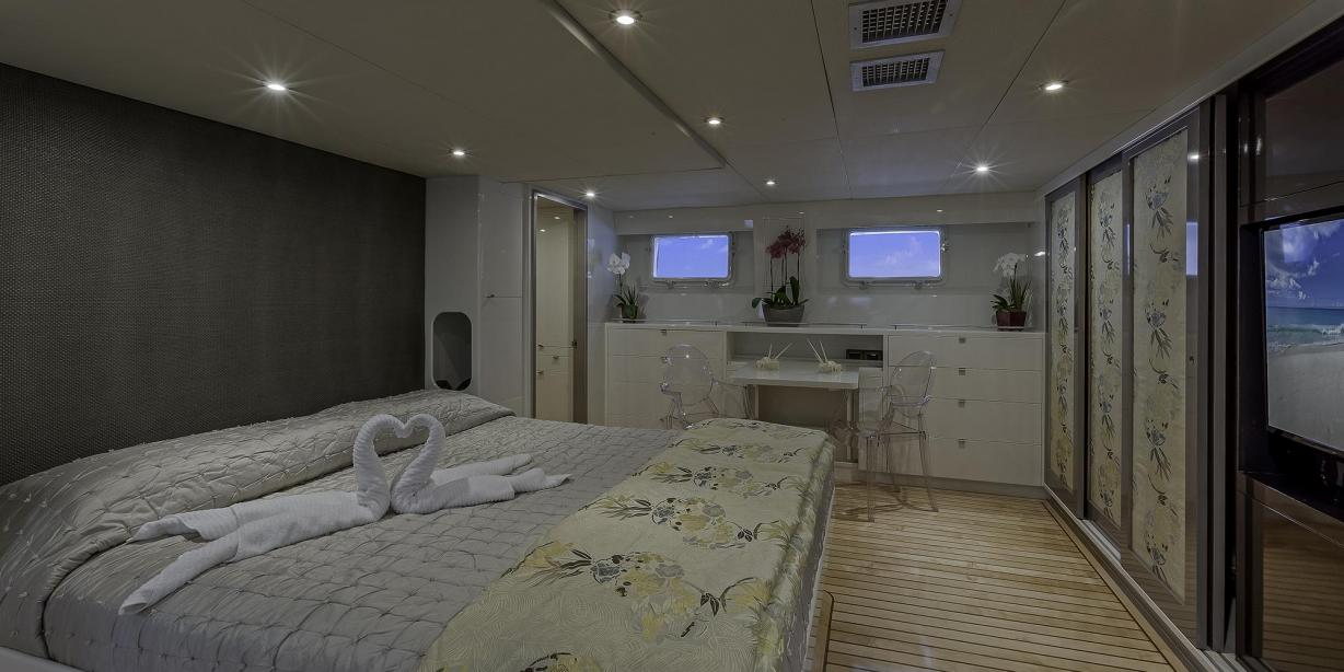 yacht First home