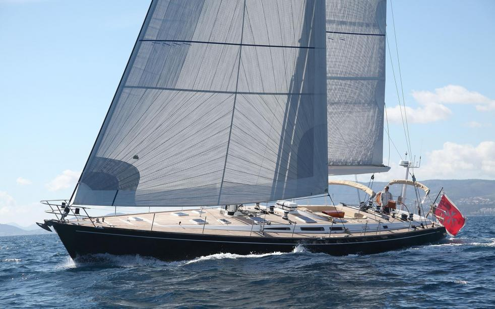 yacht Far II Kind