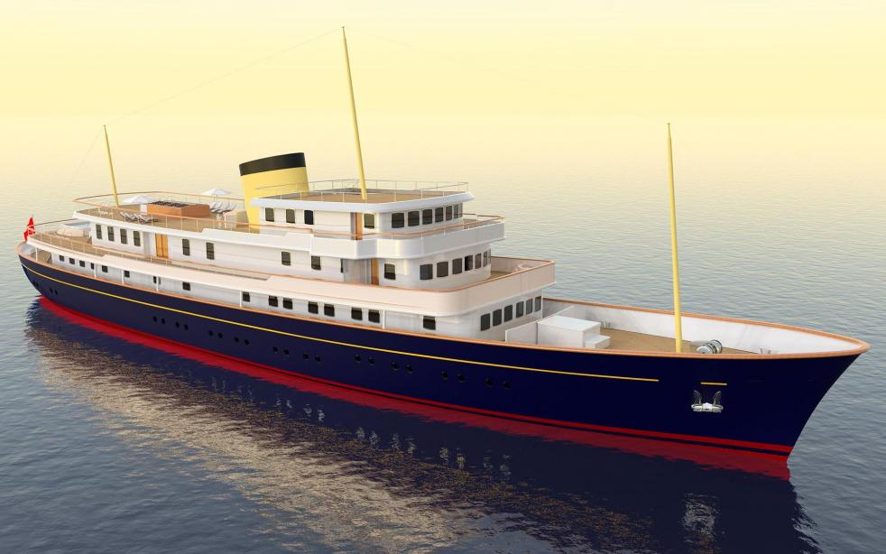 yacht Project Nelson