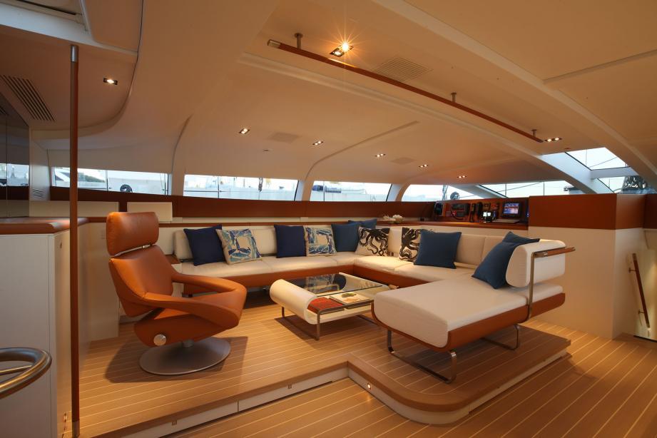 Sailing Yacht P2