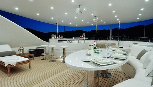 yacht Grande Amore