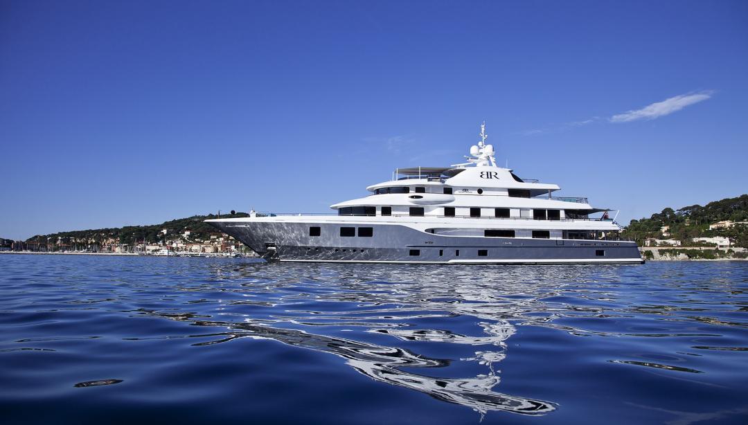 Motor yacht Baton Rouge - Icon Yachts - Yacht Harbour