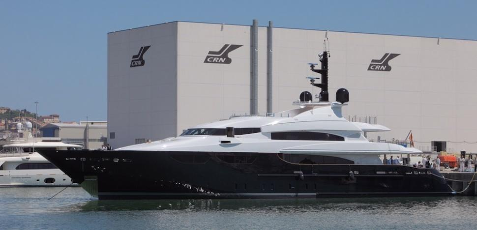 yacht Eight