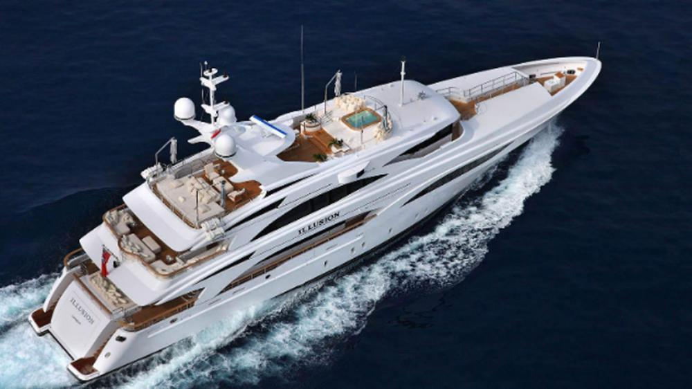 yacht Wild Orchid I