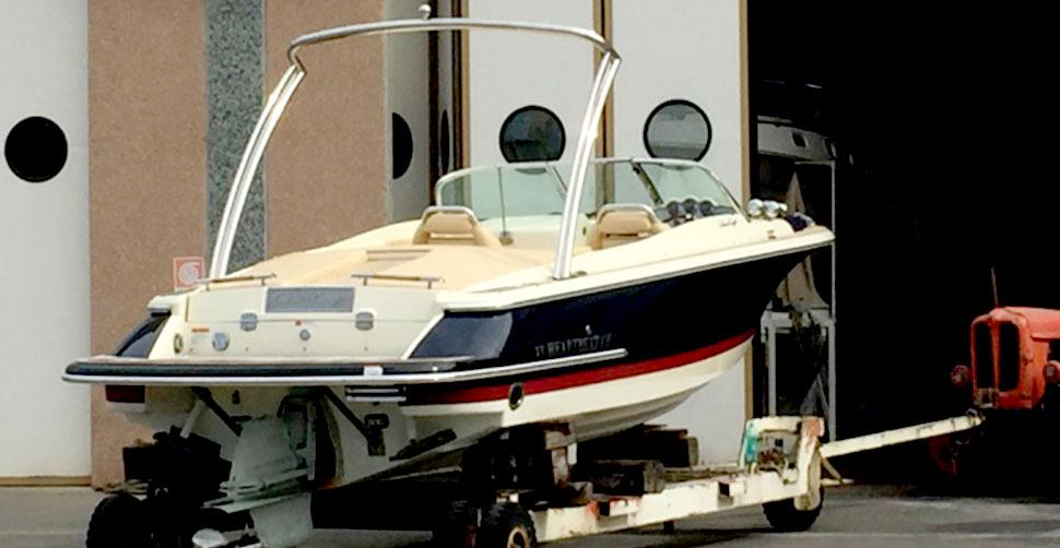 yacht 9m Chris Craft