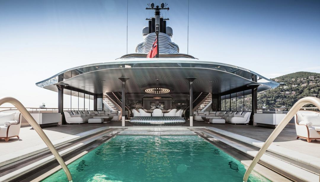 Motor yacht Jubilee - Oceanco - Yacht Harbour