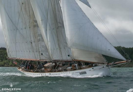 yacht Coral Of Cowes