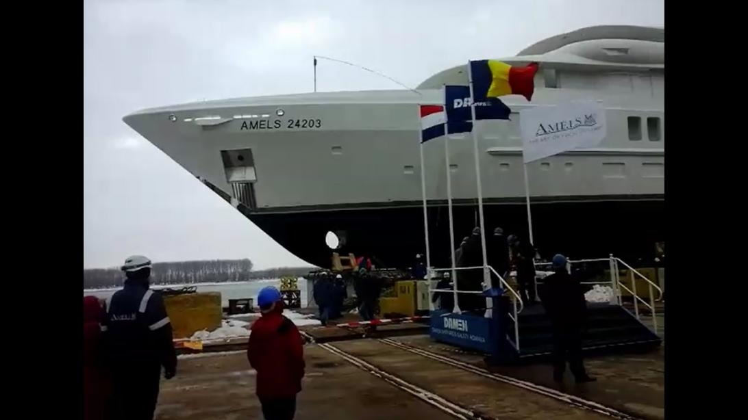 yacht Amels 24203