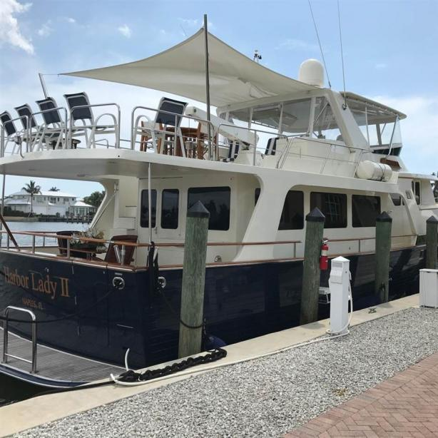 yacht Harbor Lady II