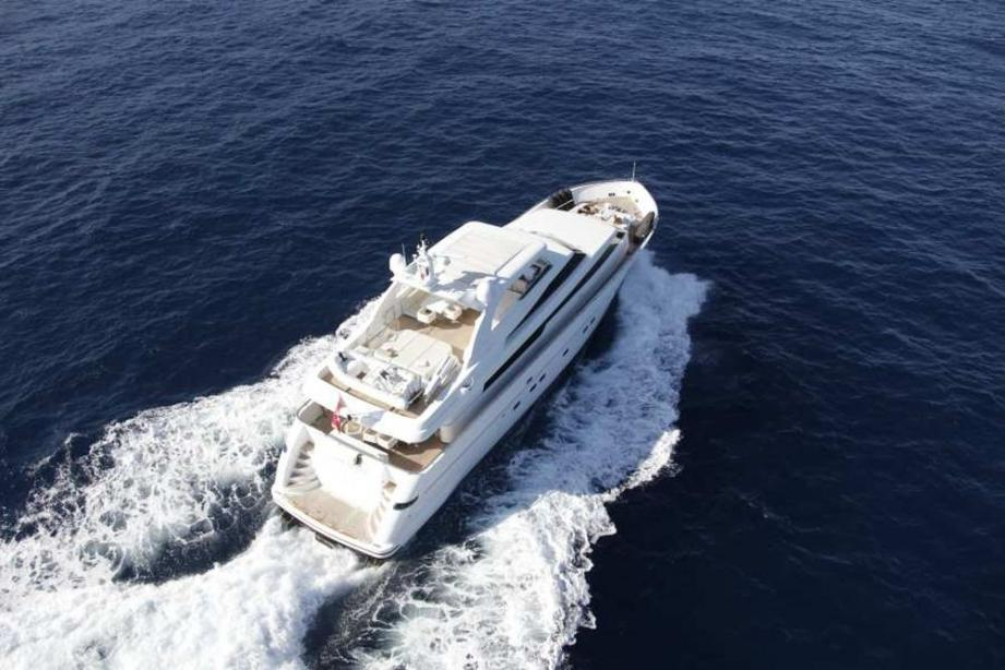 yacht White Star II