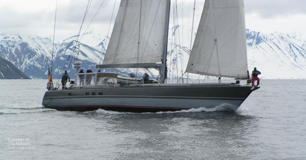 yacht Diablesse