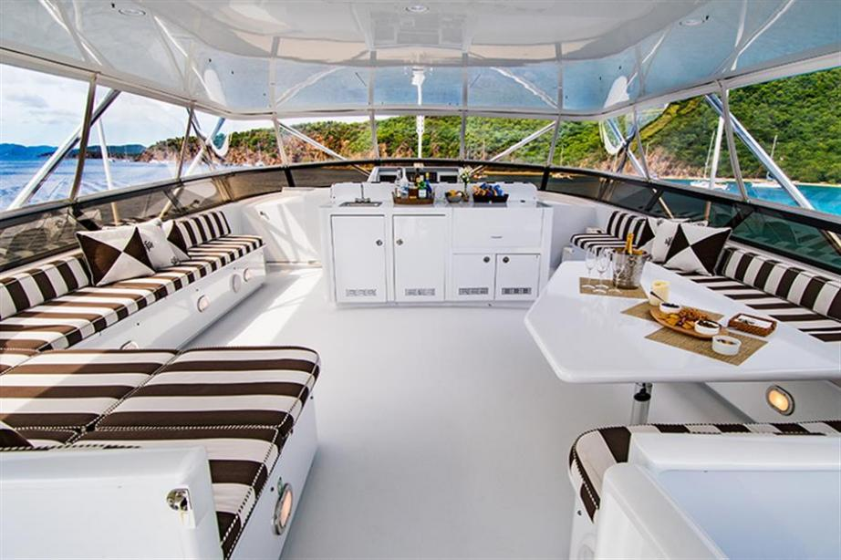 yacht Decompression