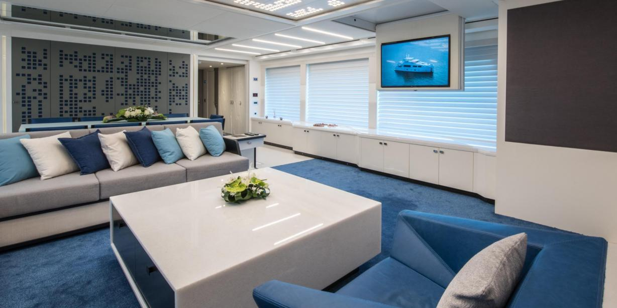 yacht Ocean Dream