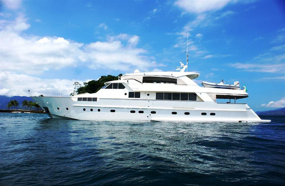 yacht Saint Germain