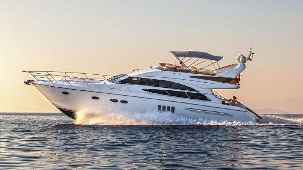 Yacht Princess 62 Flybridge