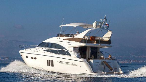 yacht Princess 62 Flybridge