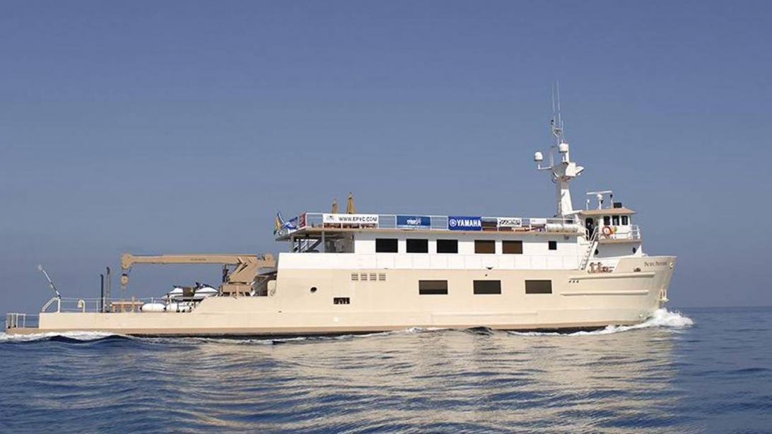 yacht Pacific Provider
