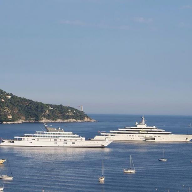 Motor Yacht Eclipse Blohm Voss Yacht Harbour