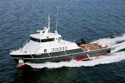 yacht Electra